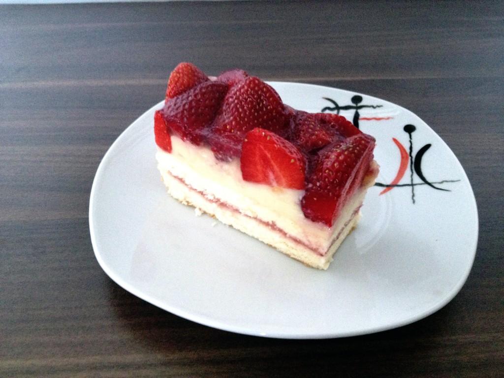 Erdbeerkuchen Kuchenkram