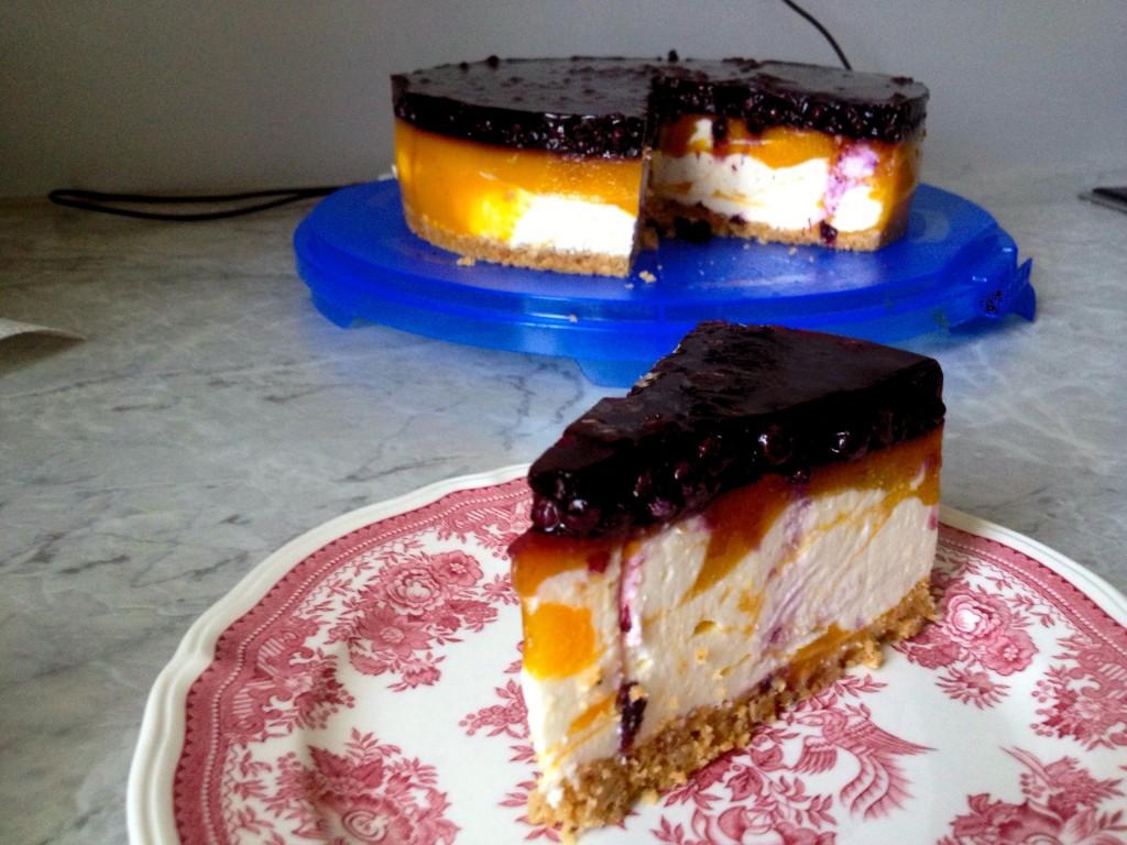 cheesecake muffins mit quark